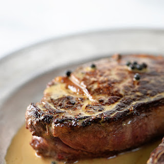 Black Peppercorn Sauce Steak Recipes