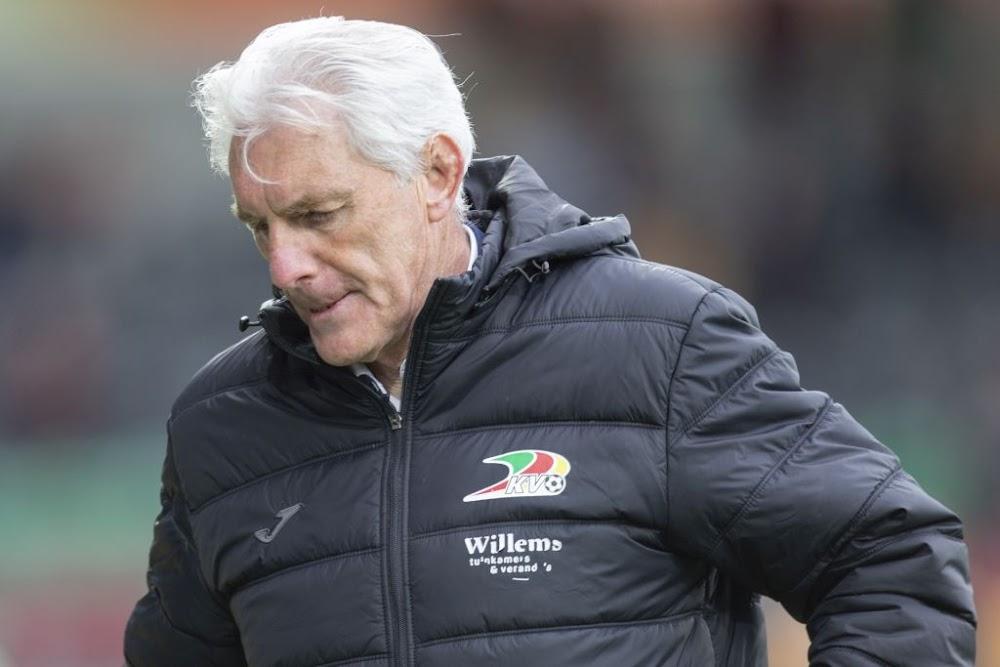Belgian Hugo Broos named as the new Bafana Bafana coach