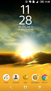 The Journey Theme for Xperia™- screenshot thumbnail
