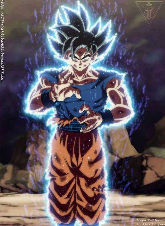 Descargar Goku Ultra Instinct Wallpaper App Apk última