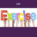 VIP Exercise icon