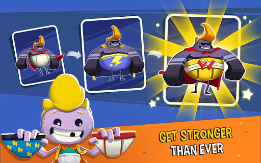 Rocky Rampage: Wreck 'em Up android2mod screenshots 23