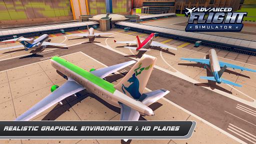 Airplane Real Flight Simulator 2020: Pro Pilot 3d  screenshots 17