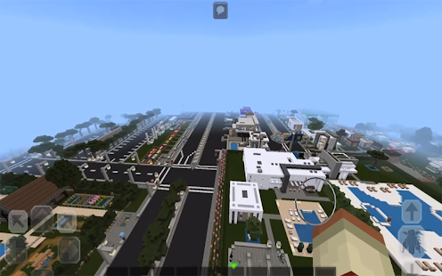 Creation Maps For UKS City-Halloween MCPE - náhled