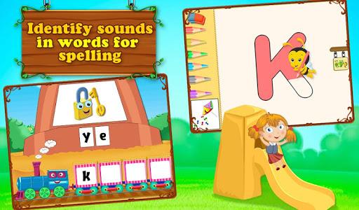 Kids Phonics Letters Sounds v1.0.0