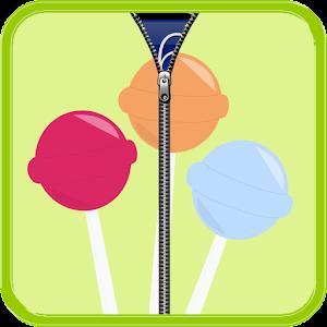 Lollipop Lock Screen