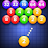 Number Bubble Shooter logo