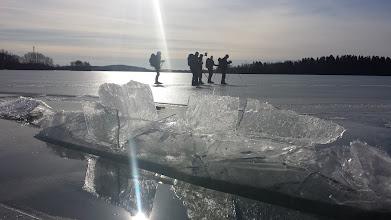 Photo: 014 Spel van ijsschotsen