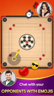Carrom board game – Carrom online multiplayer App Download For Android and iPhone 7