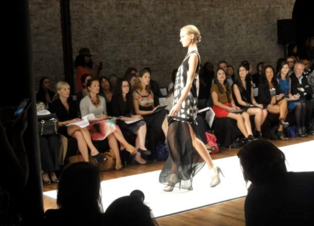 Karen Klopp, Hilary Dick article for New York Social Diary, What to wear to New York Fashion Week
