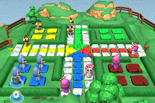 Ludo 3D Multiplayer 2.3.1 screenshots 1