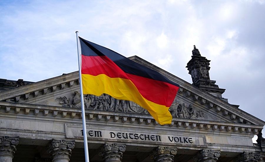 Tổng quan về nước Đức: Hình cờ nước Đức
