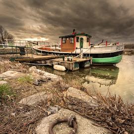 by Thomas Berwein - Transportation Boats