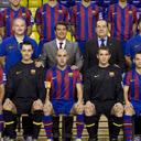 FC Barcelona Futbol Sala Tab