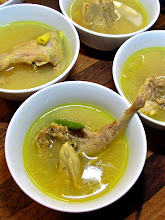 Photo: southern-style turmeric soup with quail