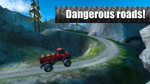 Hill Climb: Truck Driver 3D