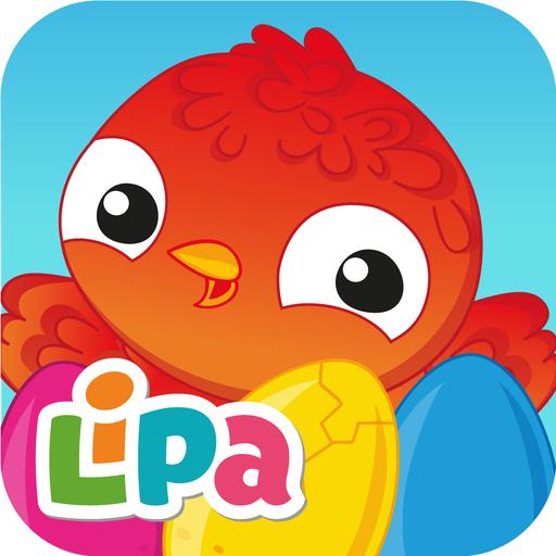 教育のLipa Eggs LOGO-記事Game