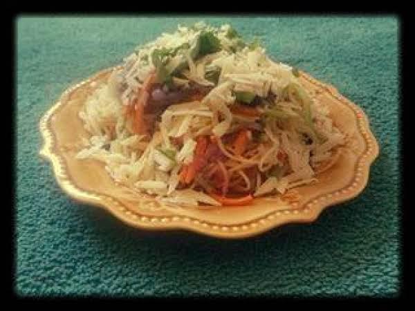 Summertime Fresh Pasta Salad