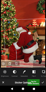 Catch Santa in my house with Capture The Magic Screenshot