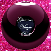 Glamour Magic 8-Ball Yes/No