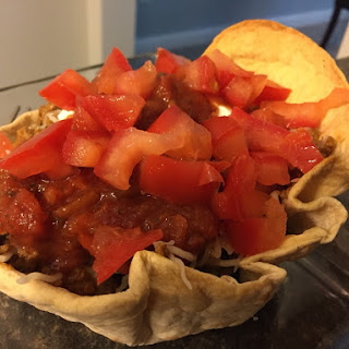 Homemade Tortilla's!
