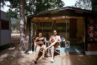 Photo: Luglio 1988 Camping Orrì (Tortolì)