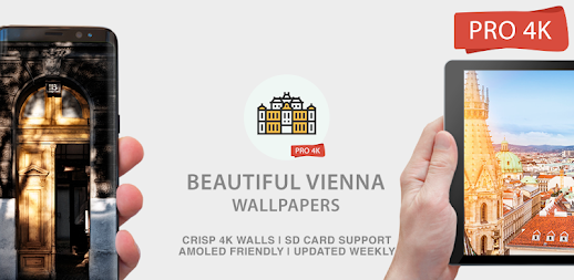 Vienna Wallpapers PRO 4K Austria Backgrounds APK
