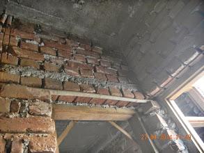 Photo: FF LHS Bedroom Lintel above Bathroom Door/ Back door