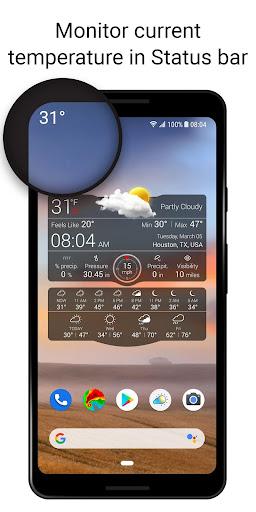 Weather Live 6.36.1 Screenshots 6