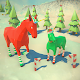 Download Unicorn Christmas Simulator Family Happy New Year For PC Windows and Mac