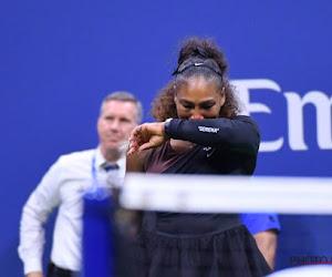 """De angst en paniek slaat toe bij Serena Williams: """"Als iemand rondom mij moet hoesten of niezen, word ik gek"""""""