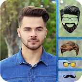 Men Hair Beard Goggle Styles
