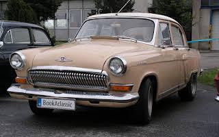 GAZ Volga 21 Rent Banskobystrický kraj