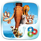 Ice Age GO Launcher Theme