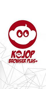 Download Kojop Browser Plus - Anti Blokir For PC Windows and Mac apk screenshot 1