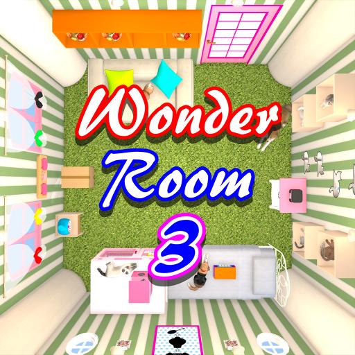 脱出ゲーム Wonder Room 3 -ワンダールーム3- 冒險 App LOGO-硬是要APP