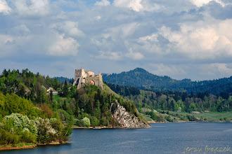 Photo: Zamek w Czorsztynie