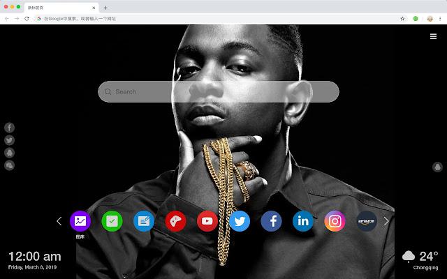 Kendrick Lamar HD Wallpapers Hot New Tags
