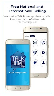 Talk Home App Screenshot Thumbnail