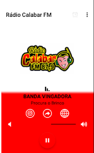 Download Rádio Calabar FM For PC Windows and Mac apk screenshot 1