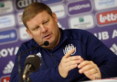 """Vanhaezebrouck revient sur ses propos: """"Je protégerai toujours mes joueurs"""""""
