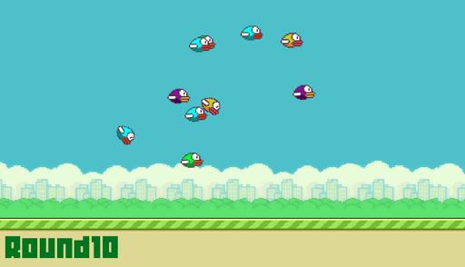 Flappy Duck Hunt