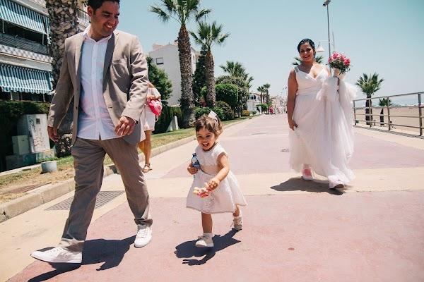 Fotógrafo de bodas Pablo Sánchez (pablosanchez). Foto del 05.07.2017