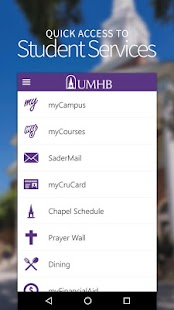 UMHB Cru Mobile- screenshot thumbnail