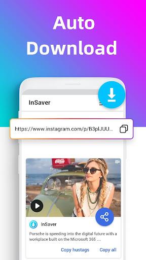 Video Downloader for Instagram, Repost IG- Insaver screenshot 2