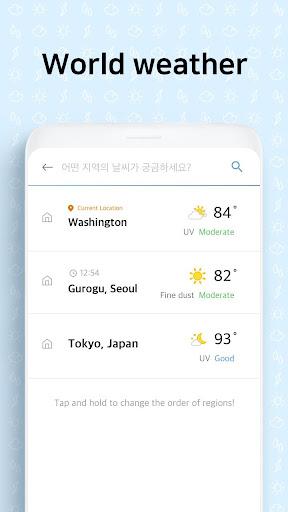 First Weather screenshot 7