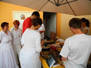 Photo: slavnostní oběd - lunch celebration