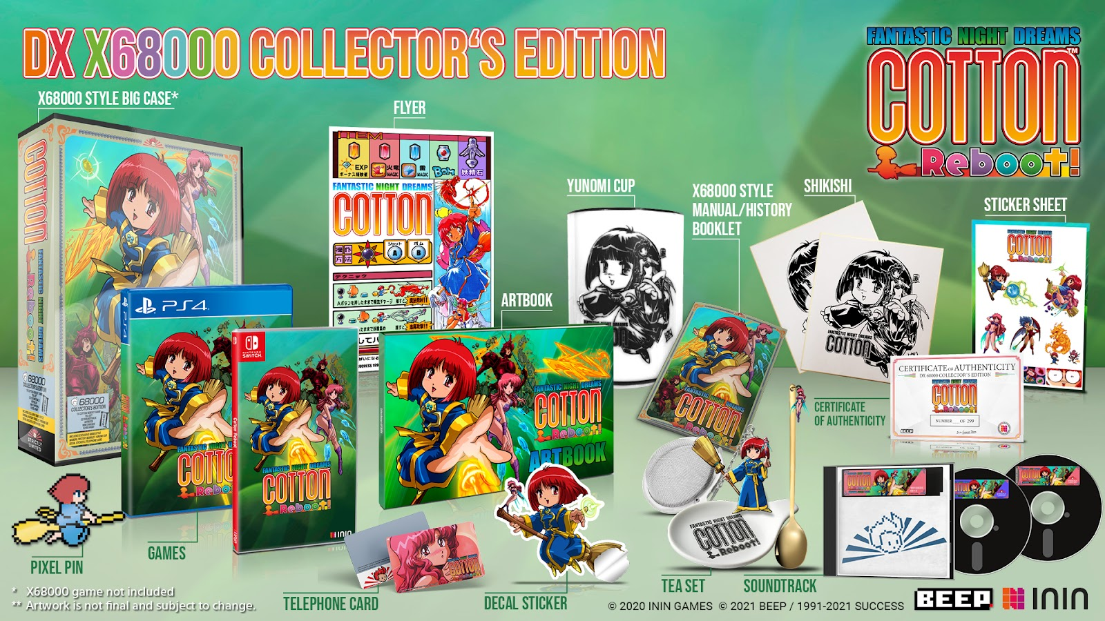 Deluxe Collector's Edition