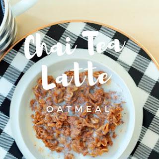 Chai Tea Oatmeal Recipes