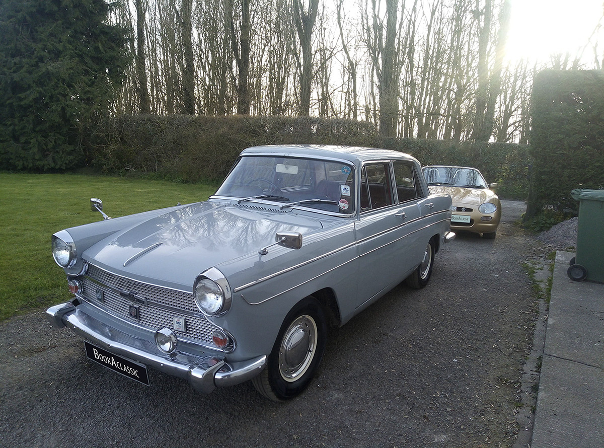 Austin Cambridge Hire Shepton Mallet
